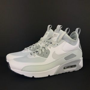 01e520e3ee4 New Nike Air Max 90 Ultra Mid Winter Shoes Size 9